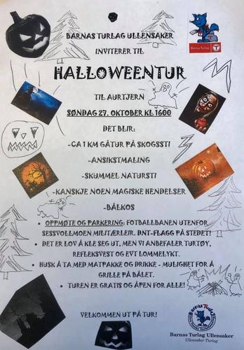 Halloweentur