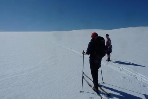 Skitur Flatfjellet
