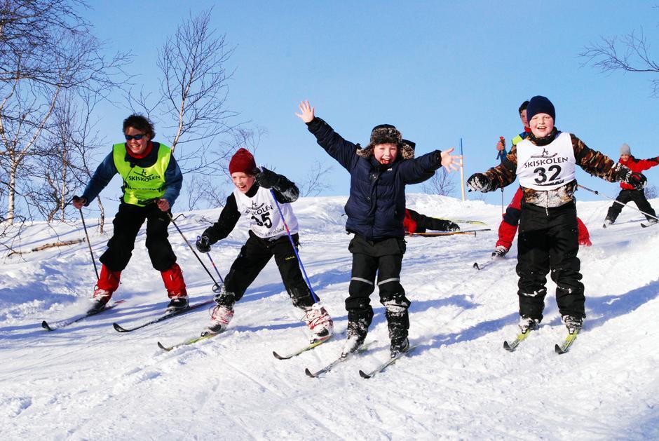 Bli med på Rogalands største skiskole!