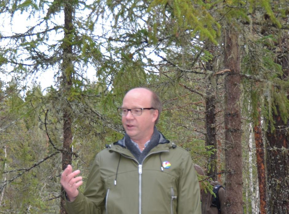Ketil Kjenseth er Venstres stortingsrepresentant for Oppland.