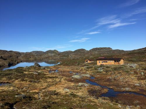 Alle DNT Sørs hytter er åpnefor booking!