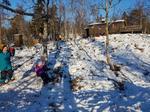 Vintertur med Barnas Turlag