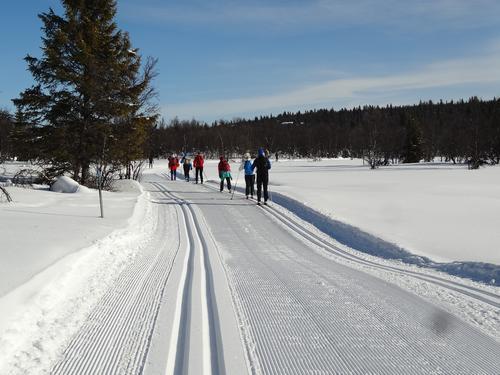 Skitur Gålå - Kvitfjell