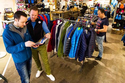 Vi søker ekstrahjelper til våre Tursentere i Oslo - på Sørenga og i Storgata