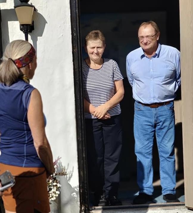 Takk for oss til Turid og Ole Martin på Laurgårdseter fjellstue