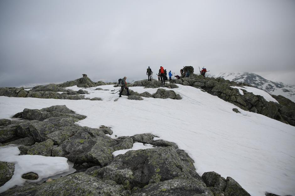 Onsdag 1.5: Raundalsryggen - fjella mellom Voss og Mjølfjell