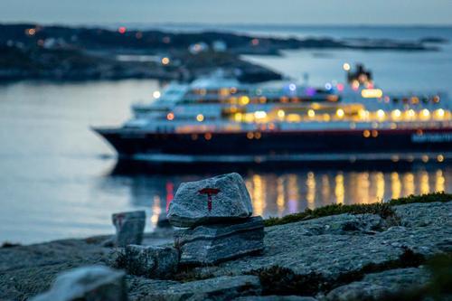 Klubba på Havstien i Kristiansund