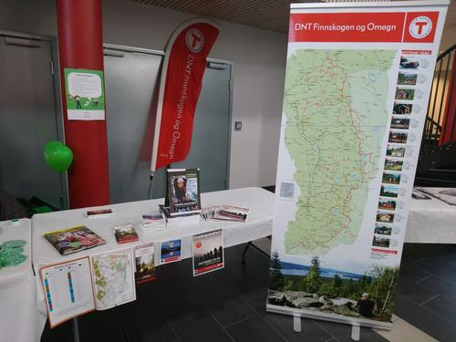 Årsmøte DNT Finnskogen og Omegn og lokallagene