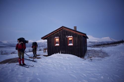 Gamle Dividalshytta er en av hyttene som trenger hytteverter.