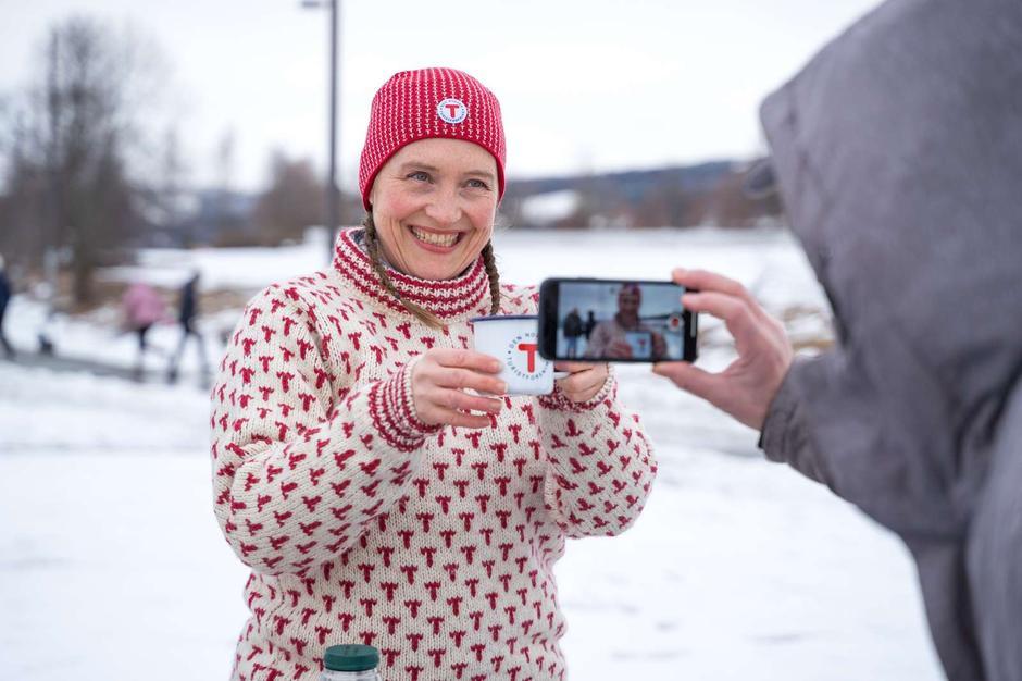 - Friluftsliv gir folkehelse! Nå vil vi gjøre Mjøsa mer tilgjengelig for friluftsopplevelser for alle, sier daglig leder i DNT Gjøvik og Omegn, Elin Enger.