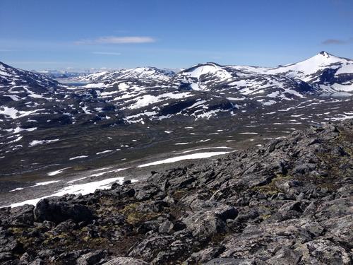 Føremelding Sunnmørsalpane og Tafjordfjella