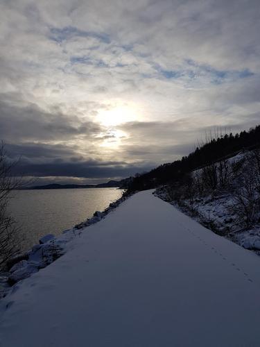 Kyststien fra Smørstein til Holmestrand