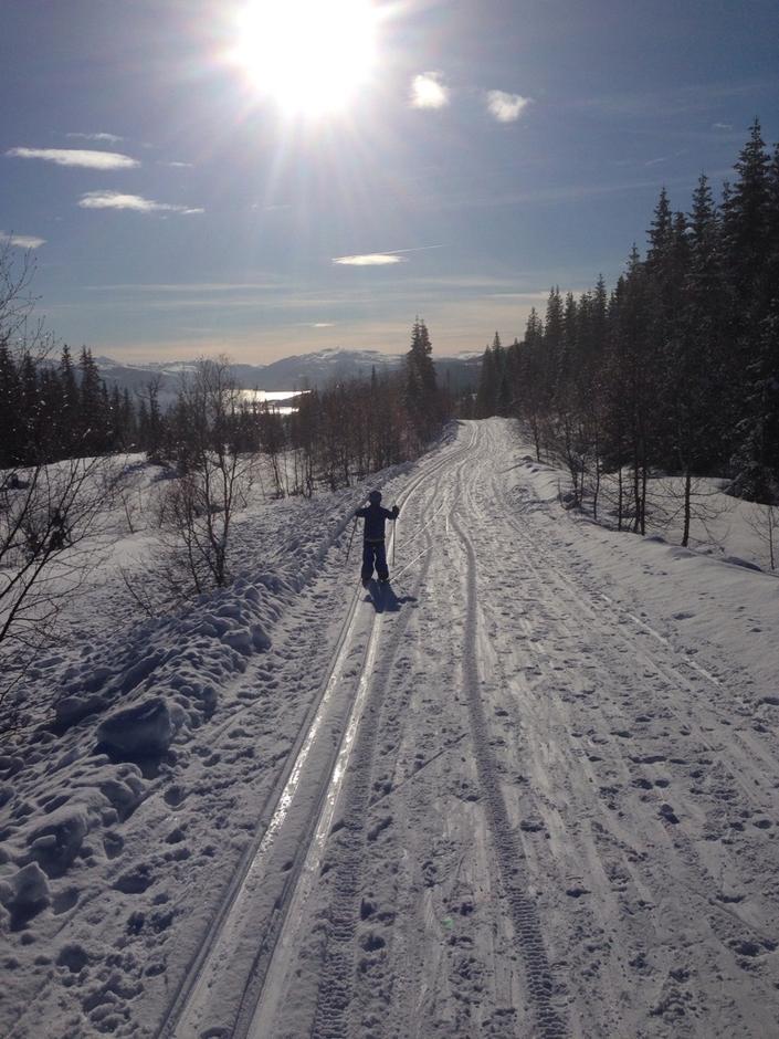 Verdens beste skitur!