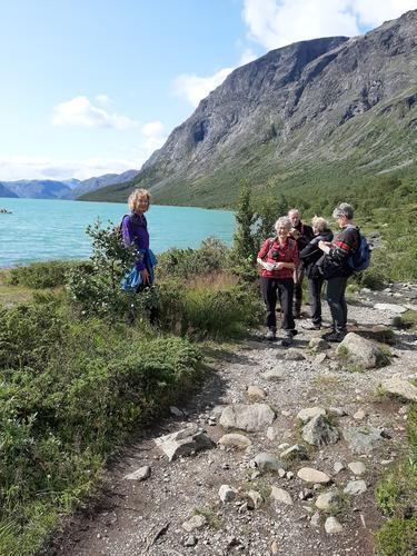 14. august hadde Seniorgruppa tur til Hamnhåmåren