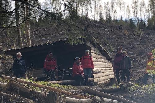Ettermiddagstur Vindingstad-Helgerud 12. mai