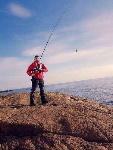 Kanskje blir det tid til å prøve fiskelykken også ?