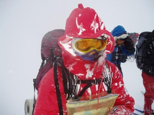 Arctic conditions requires preparations and skills.