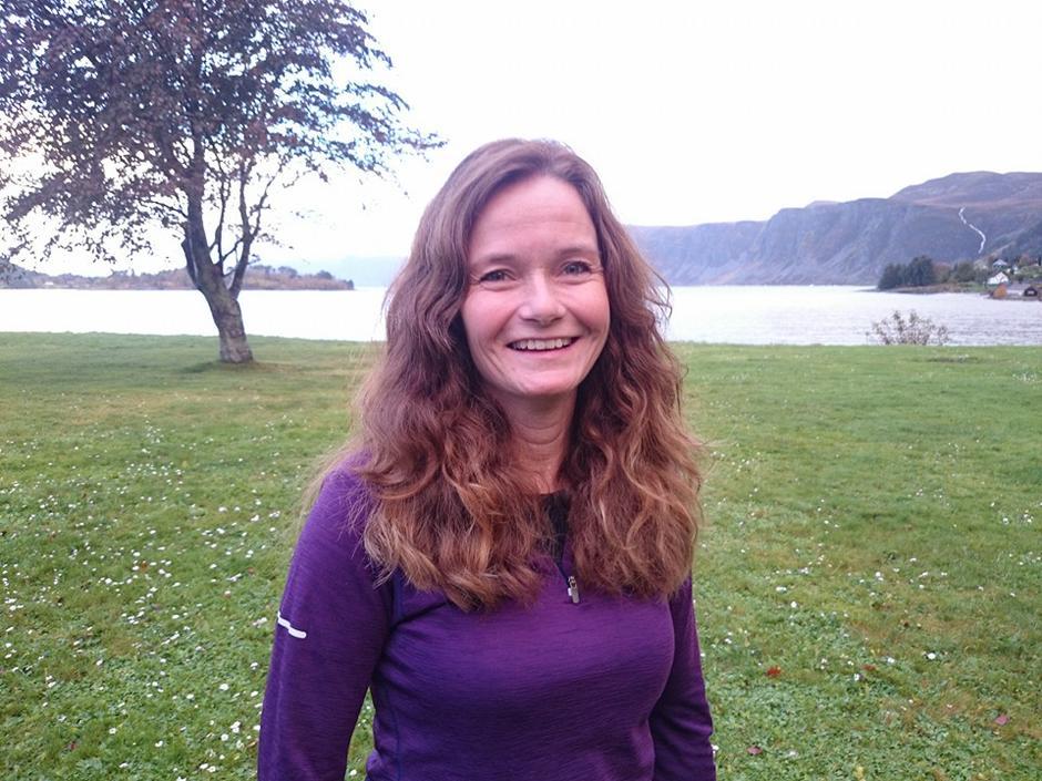 Kristin Oftedal, fagsjef barn og unge DNT,  hadde eit engasjerande og informativt innlegg om Barnas Turlag