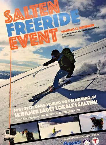 Salten Freeride Event