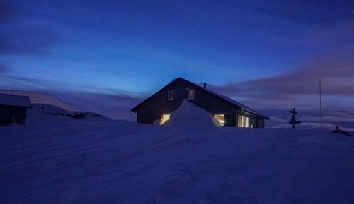 Vinterturlederkurs i Tafjordfjella