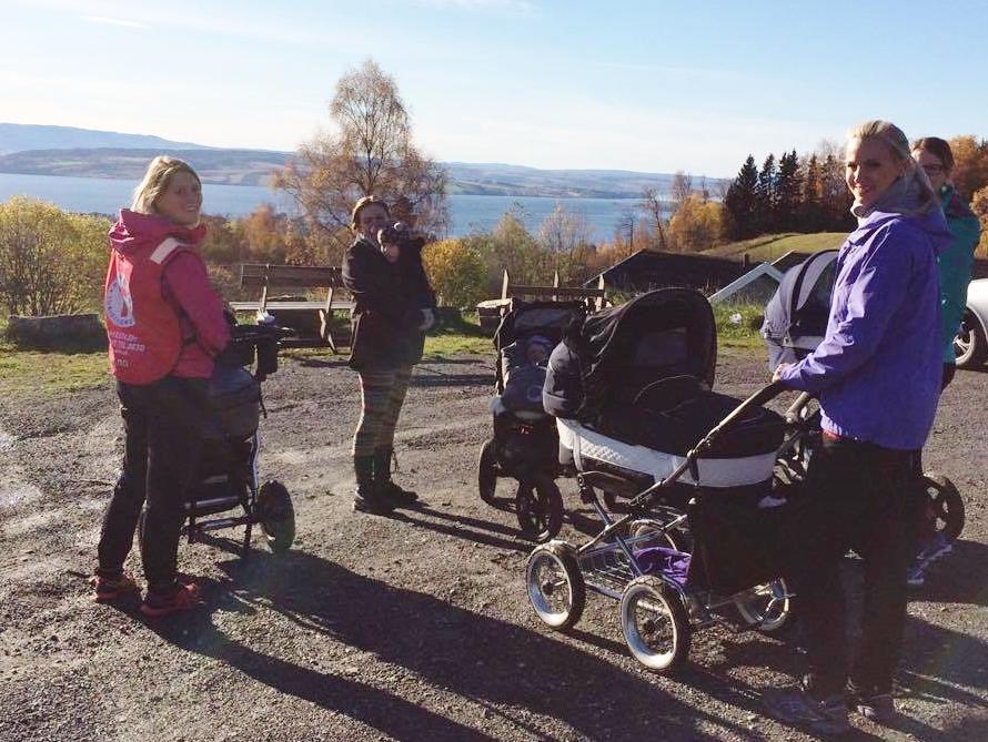 Trilletur på Hamar.