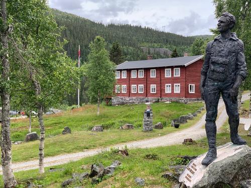 Bli med på Kulturvandring fra Krokan til Vemork i sluskens fotspor!