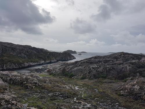 Trosavika på Lokøy