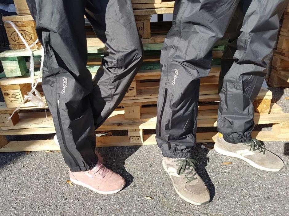 Bergans superlett pants for dame og herre