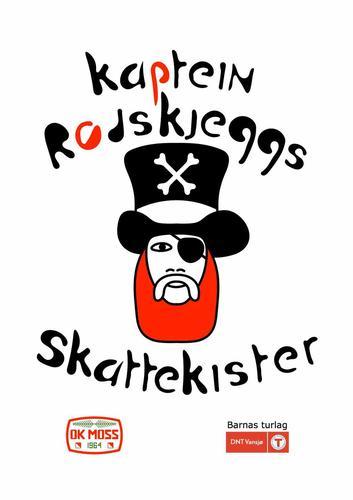 Kaptein Rødskjeggs Skattekister 2019