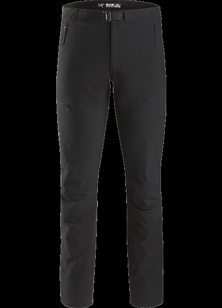 Sigma FL bukse: Holdbar hybridbukse av softshell for fort og lett klatring i fjellveggen, høyfjellet og isfeltet.