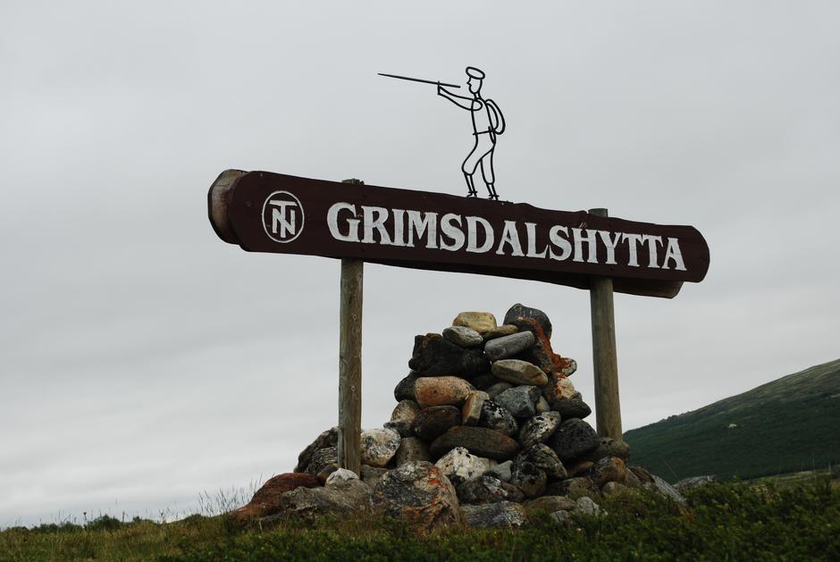 Velkommen til Grimsdalshytta!