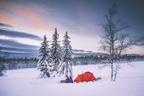 Gratis, digitale kurs om vinterfriluftsliv
