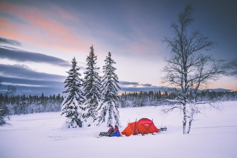 Friluftsliv om vinteren