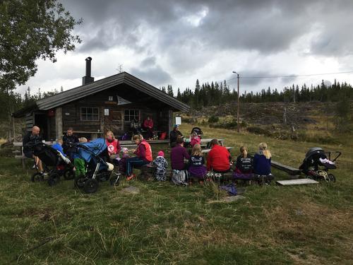Hyttesjef utlyses til den ubetjente hytta på Lageråkvisla
