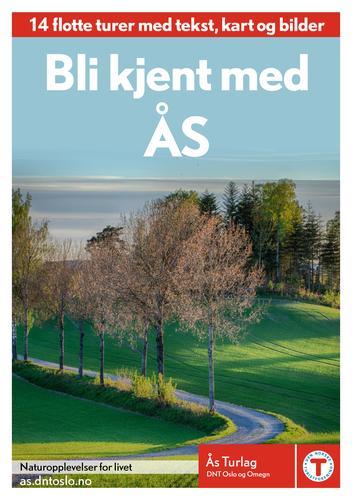 Nytt turhefte - Bli kjent med Ås