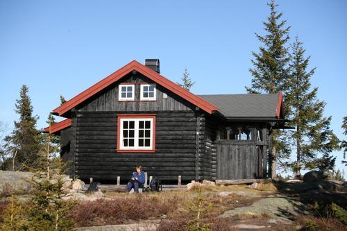 Høstferie og plass på hytte?