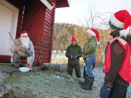 Julemoro på Bryggerhuset