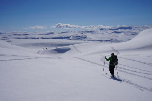 Skiføre på Mannsberg