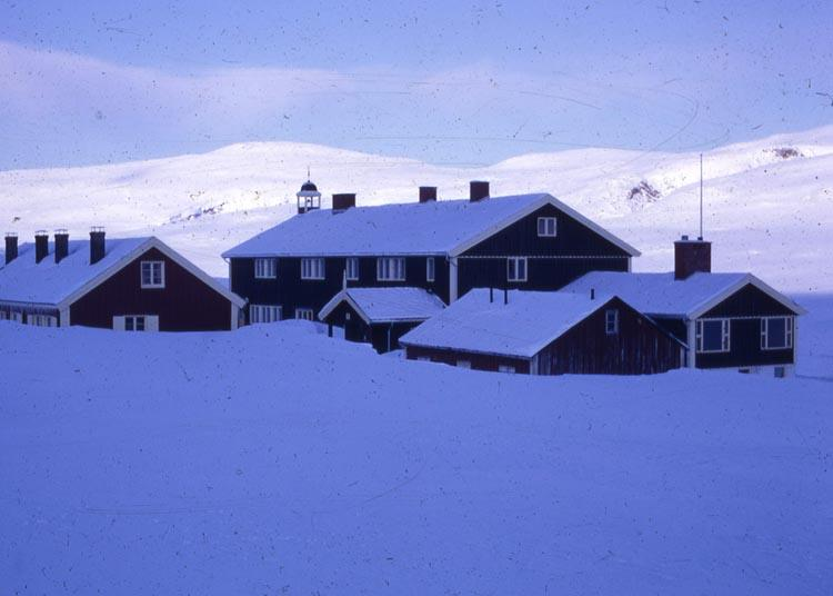 Glitterheim vinter