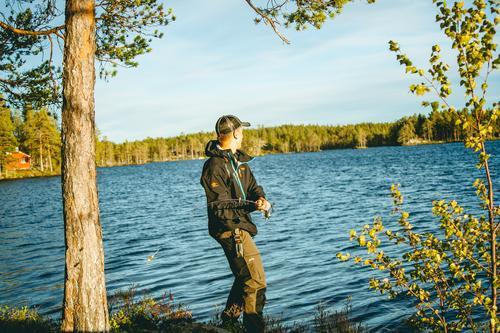 UNG på fisketur