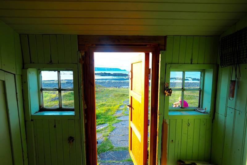 Indre Syltevik - ei hytte med sjel
