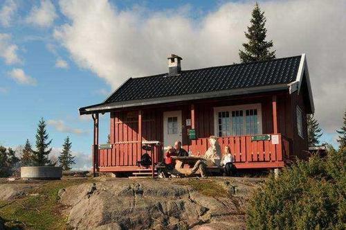 St. Hansfeiring på Hovdehytta, Asker Turlag 10 år