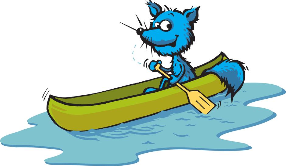 Kanskje blir det kanotur på Reisaelva - hvem vet? Mulighetene er mange for Barnas Turlag Nordreisa.