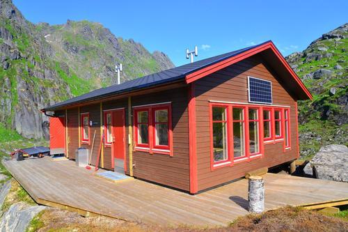 Hva kostet det å bygge Store Trollfjordhytta?