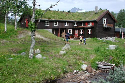 Kokk Jøldalshytta og Trollheimshytta sesongen 2020