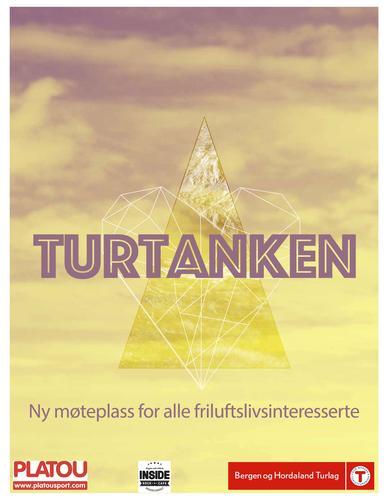 Turtanken «Bli kjent med nye turområder i Bergen»