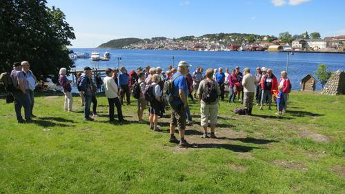 Søndagstur til Langøya
