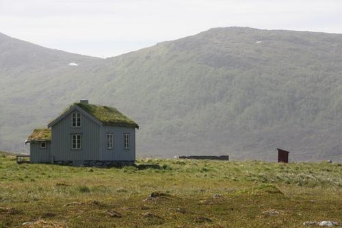 Gammelhuset i Skipsfjord