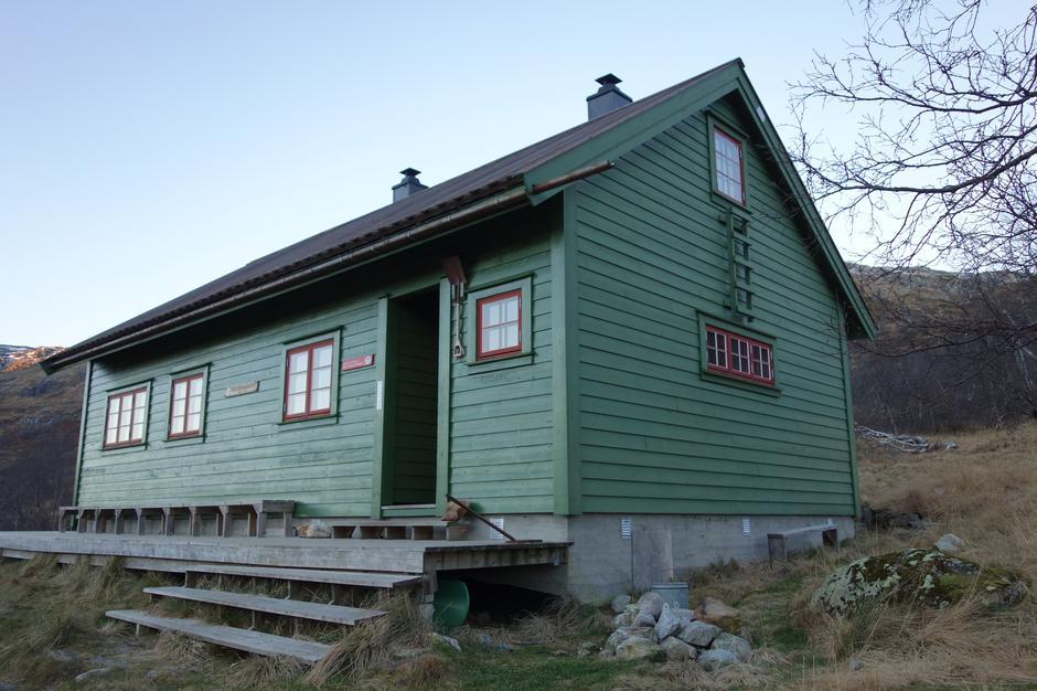 Onsdag 21.11: Solrenningen i Stølsheimen