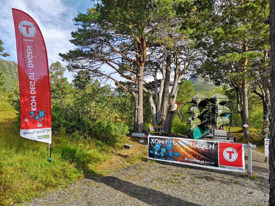 Kom deg UT-dagen i Skorgedalen i Rauma 01.09.19